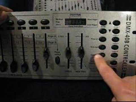 elation dmx operator 192 manual