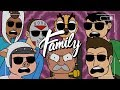 Vanoss Crew - Team 6 Rap (Family Mix Edit) (Lyrics)