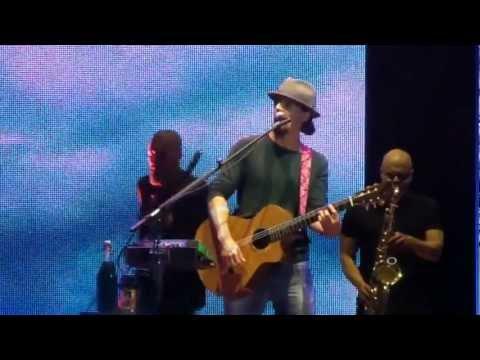 Intro - Make it mine - Live high - Butterfly - Jason Mraz / Live @ The O2 London / 01 Dec 2012 mp3