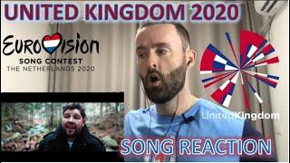 "🇬🇧🇬🇧 UK | James Newman ""My Last Breath"" | Eurovision 2020 🇬🇧🇬🇧"