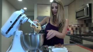 Easy No Flour Peanut Butter Cookies