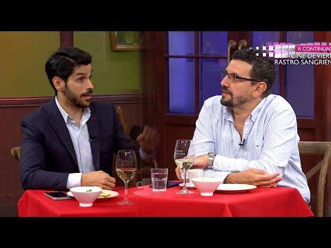 Pedro Mir y Andrés Ojeda