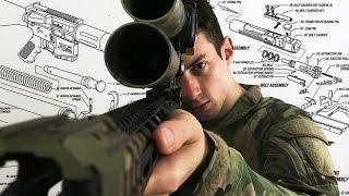 Semi Sniper Kill Streak - Novritsch operating a DMR