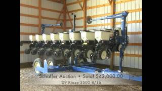 Sullivan Auctioneers Early December 2011 Machinery Auctions