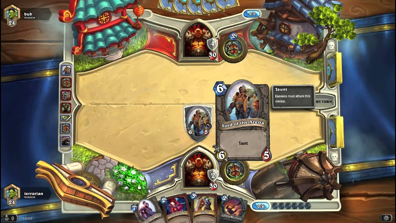 hearthstone matchmaking rating