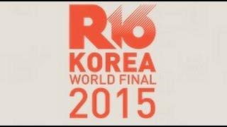Finał Solo R16 Korea 2015: Vero vs Menno