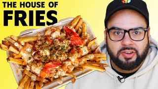 LA Rappers LOVE To Eat These Loaded Fries | News Bites