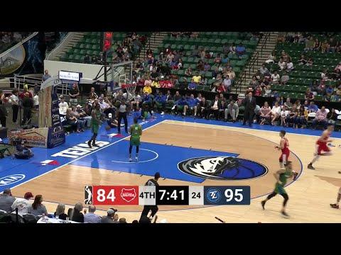 Chance Comanche Posts 12 points & 15 rebounds vs. Texas Legends