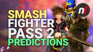 Nintendo Switch Smash Bros Character Predictions
