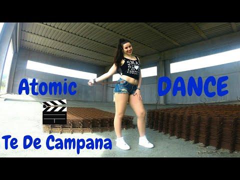 Atomic - Te De Campana by Martina Banini // DEMBOW