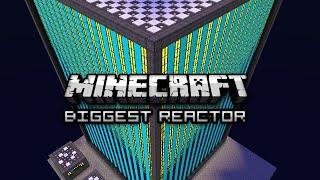 Minecraft: BIG REACTORS MAXED OUT