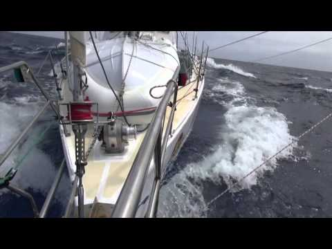 ROARING FORTIES - SOUTH PACIFIC CROSSING
