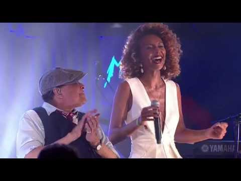 Summertime- Al Jarreau feat. Alita Moses at the Montreux Jazz Festivall 2015