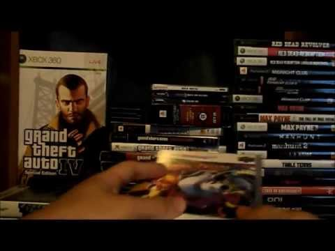 UPDATED Complete Rockstar Games Console collection 100% complete Grand theft auto