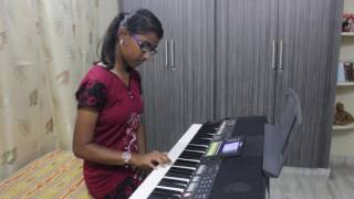 Dhal Jaun Main (Rustom) Keyboard/Piano Cover By Aditi Rao