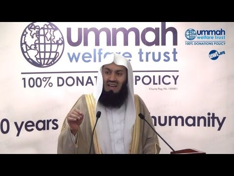 Cries of the Ummah - Mufti Ismail Menk