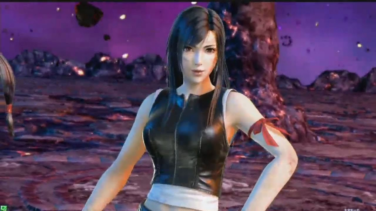 Dissidia Final Fantasy Nt First Tifa Gameplay Part 3 Second Costume Ps4 Pc