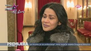 Mina Kostić pričao Šabanu na njegovoj komemoraciji