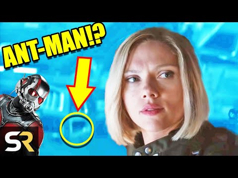 Marvel Theory: Ant-Man Was Hidden Throughout The Avengers Endgame Trailer Mp3