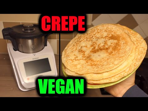 crêpes-vegan-recette-au-monsieur-cuisine-connect-lidl-(sans-œuf-ni-lait-lactose)-vegan-crepe