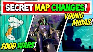 Fortnite Season 7   SECRET MAP CHANGES   Meowscles Vs Fishstick Food War?! Week 1 Part 2