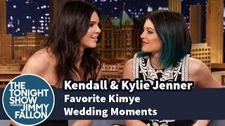 Kendall & Kylie Jenner Share Their Favorite Kimye Wedding Moments thumbnail
