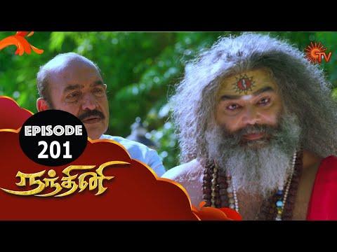Nandhini - நந்தினி   Episode 201   Sun TV Serial   Super Hit Tamil Serial