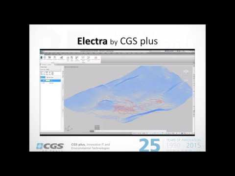 Electra by CGS Labs - Overhead Power Line design software
