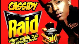 Cassidy -- R.A.I.D. (Meek Mill Diss) [Dirty/HQ]