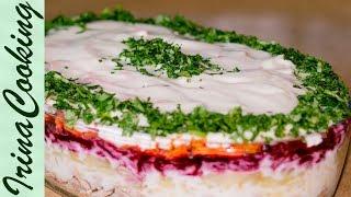 "Салат ""ЛЮБИМЫЙ МУЖЧИНА"" | Korean Carrot and Beef Salad"