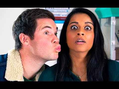 Thumbnail: When A Brown Girl Dates A White Boy (ft. Adam Devine)