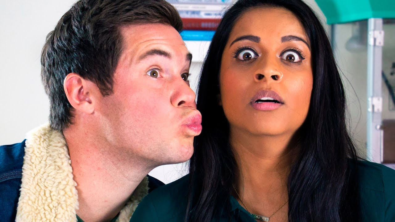 When A Brown Girl Dates A White Boy (ft. Adam Devine)