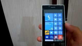 Desbloqueie a tela sem apertar qualquer botão (Nokia Lumia)
