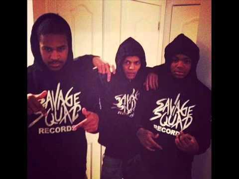 Juice Da Savage - No Mistakes Freestyle (Savage Squad Records Mixtape)