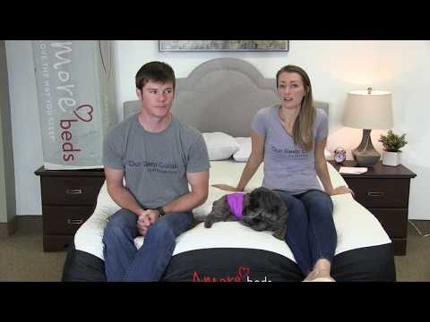 Amore Beds Hybrid Mattress Unboxing & Preview