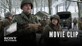 "Monuments Men - ""John Wayne"" Clip"