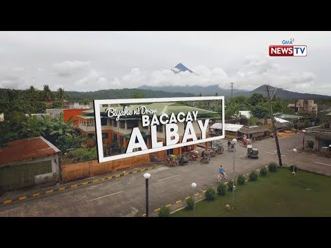 Biyahe ni Drew: Roaming the treasures of Bacacay, Albay (Ful