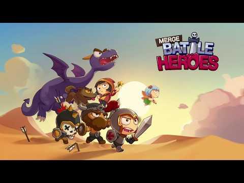 Merge Battle Heroes S 홍보영상 :: 게볼루션