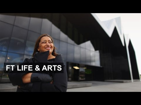 Visionary architect Zaha Hadid dies | FT Life & Arts