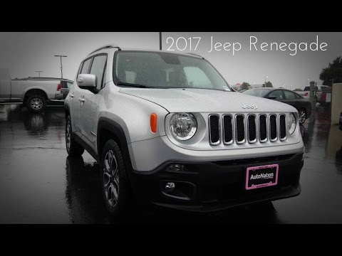 2017 Jeep Renegade Limited 2.4 L 4-Cylinder Review