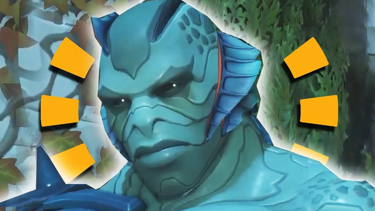 Doomfist Halloween Skin 2020 Overwatch   *NEW* LEGENDARY SKIN Halloween Doomfist SWAMP MONSTER