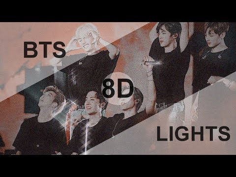 BTS - LIGHTS [8D USE HEADPHONE] 🎧