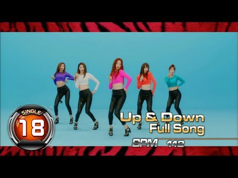 Up & Down FULL SONG S18 - PUMP IT UP PRIME...