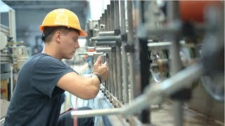 Machinists Career Video