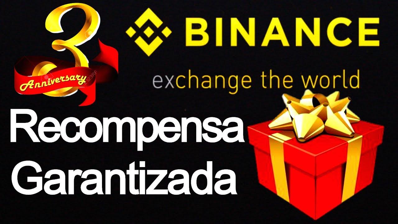 🎁 Binance REGALA TOKENS NFT Por 3° Aniversario 🎉 Recompensa GARANTIZADA!!