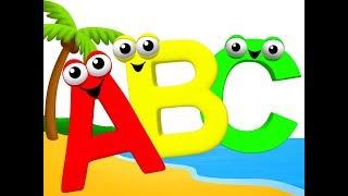Learn ABC's - Alphabet letters education for kids,la Copilul destept