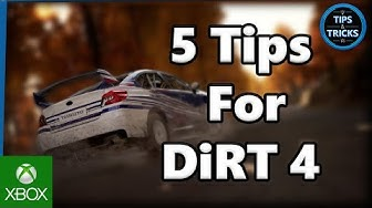 Tips and Tricks - 5 Tips for DiRT 4