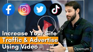 Increase Your Site Traffic & Advertise Using Video – Sell eCommerce Products on Facebook Using Video