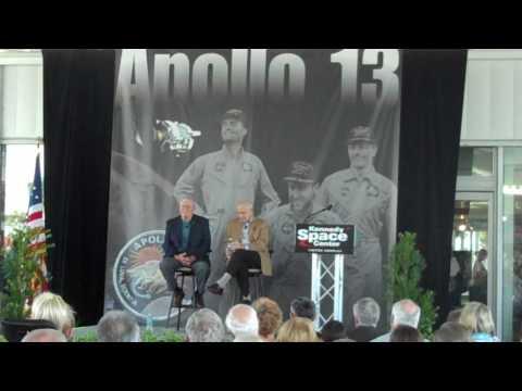 Apollo 13 40th Anniversary Celebration at Kennedy Space Center Visitor Complex
