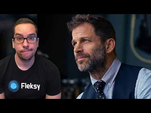 Zack Snyder 'Explaining' Batman v Superman References and Hidden Meanings is Bad. Biased Much?